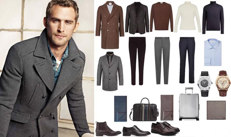 выбор одежды для мужчины по цветотипу