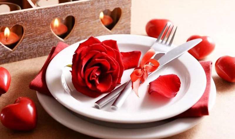 Блюда для свидания: простые, но эффектные