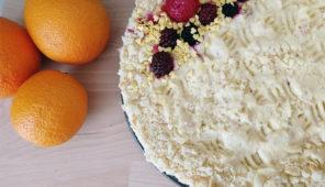 """Торт """"Наполеон"""" по маминому рецепту"""