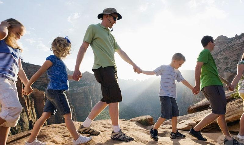 планируем семейные путешествия