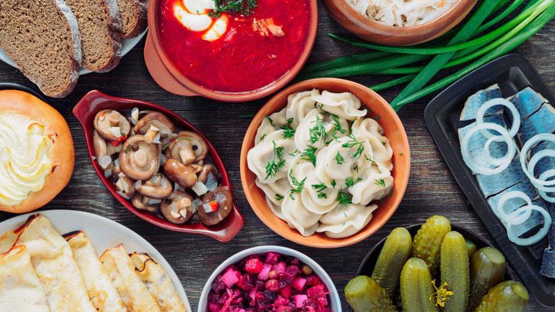 советская кухня блюда