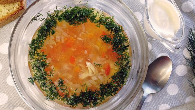 кубанский суп